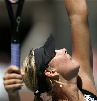 マリア・シャラポワ 全米オープン 304