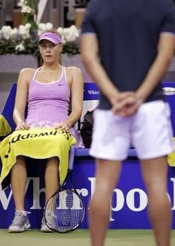 マリア・シャラポワ WTAツアー選手権0023