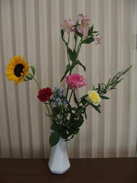 2020.8.7-27切り花