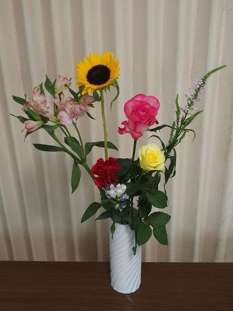 2020.8.7-28切り花