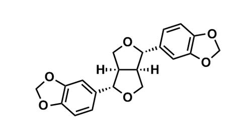 sesamin structure