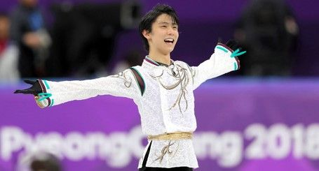 HanyuYuzuruPyeongChang2018