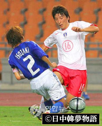 韓国女子サッカー (4)