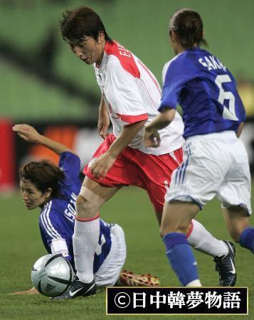 韓国女子サッカー (5)