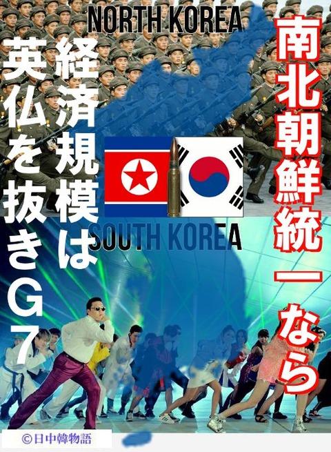南北朝鮮統一[1]