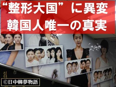 韓国 整形広告 (4)