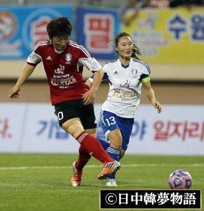 韓国女子サッカー (8)