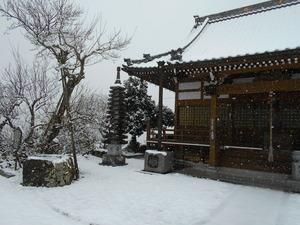 雪の月ヶ瀬3