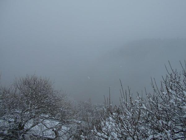 雪の月ヶ瀬