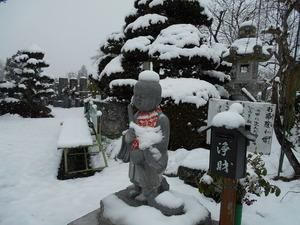 雪の月ヶ瀬4