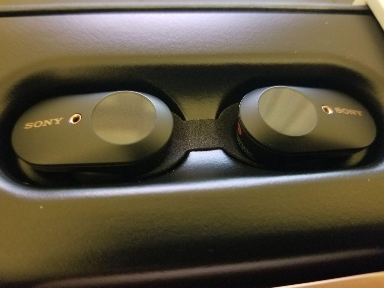 ワイヤレスイヤホン ソニー SONY ワイヤレスノイズキャンセリングイヤホン WF-1000XM3  _184213