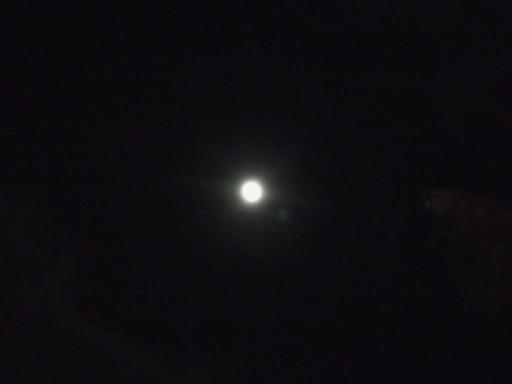 ニコン COOLPIX P300で撮影した月の画像02