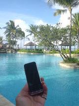 iida G9 バリ島で使う