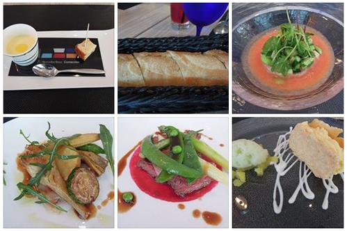 メルセデスベンツカフェ&レストラン AMGランチコース画像