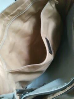 【捨てる社長!】ハンティングワールド バッグ 反対側にはこんなポケットがある