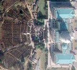 人工衛星から見たオバマ米大統領就任式--「GeoEye-1」撮影