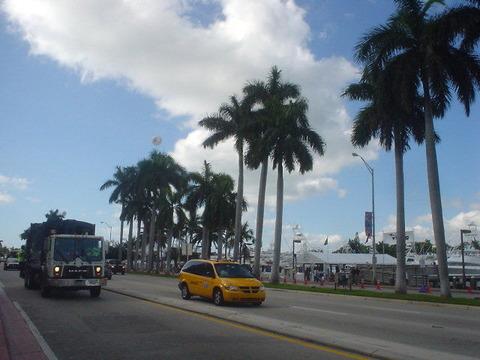 マイアミ 毎月が南の島