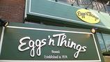 エッグスンシングス(Eggs 'n Things) 原宿