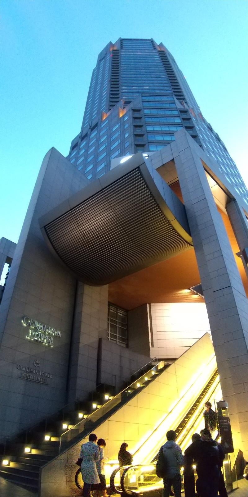 タワー ホテル セルリアン 東急