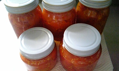 トマト瓶詰めスタート