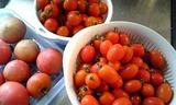 トマト瓶詰め