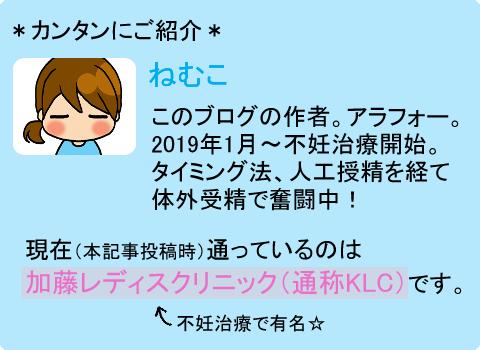 ねむこ(不妊治療編4)