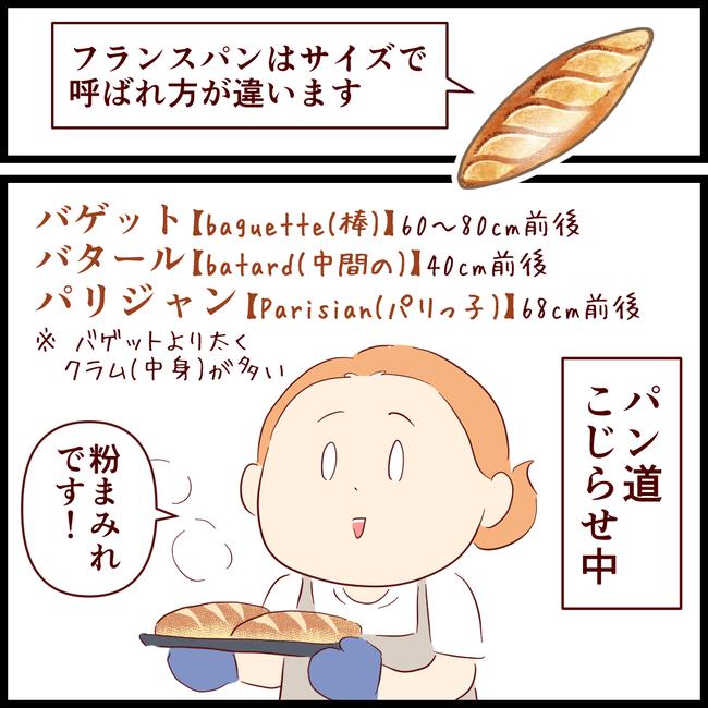 フランスパン01