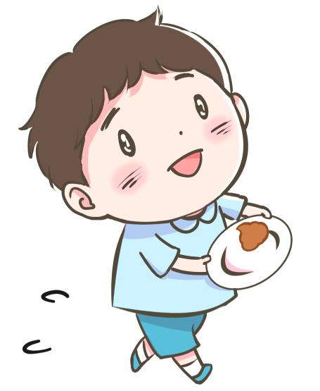 皿に味噌4