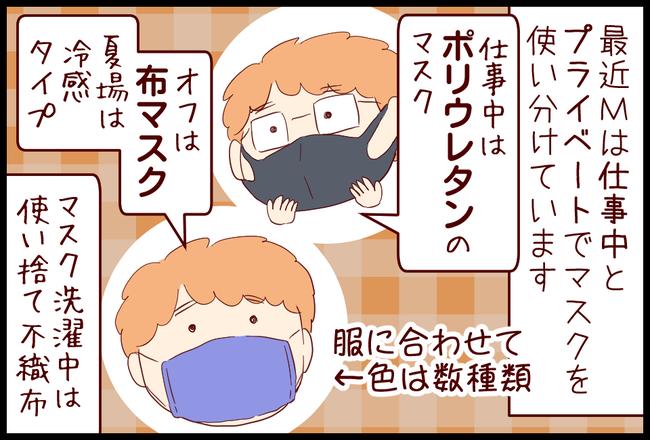 マスクつけ方01