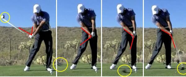 ゴルフのスイングがプロになる!手首の使い方と場面別の応用まとめ