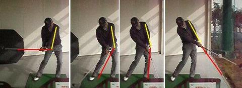 スタック&チルトの基本 | 上達するゴルフ練習法