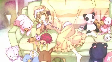 ささみさん@がんばらない - アニメ画像000