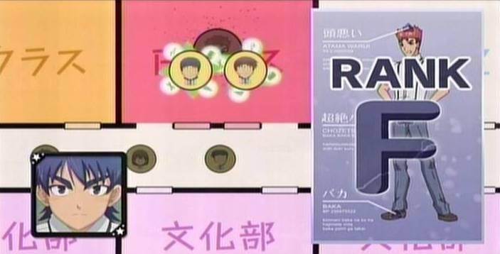 バカとテストと召喚獣11-1
