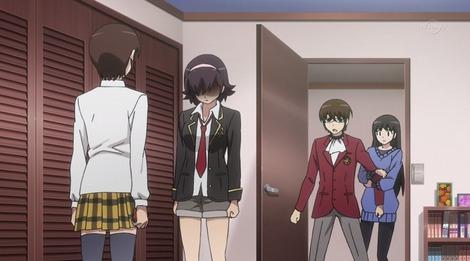 神のみぞ知るセカイ 女神篇 - アニメ画像010
