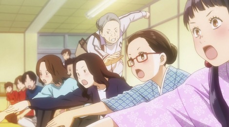 ちはやふる2 - アニメ画像020