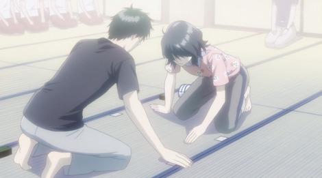 ちはやふる2 - アニメ画像010