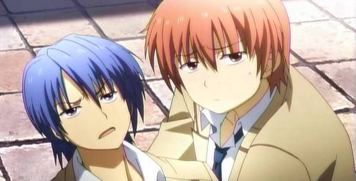 Angel Beats!-0