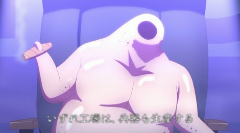 人類は衰退しました - アニメ画像008