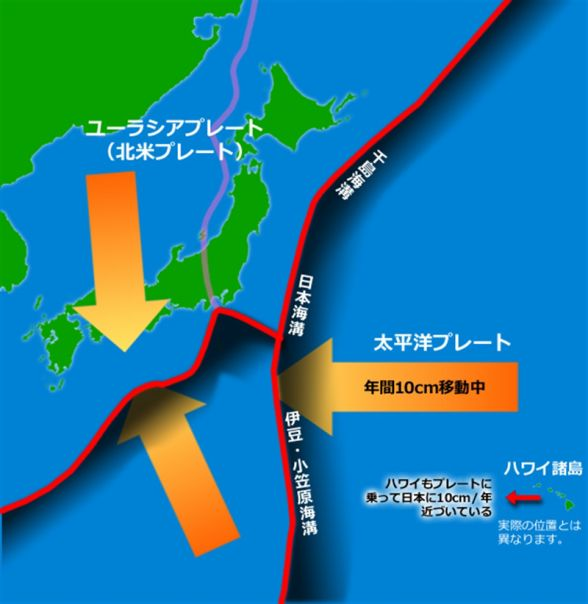 小笠原M8.5 地震は「世界最大級...