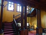 岩崎邸階段