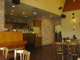 2階のレストラン