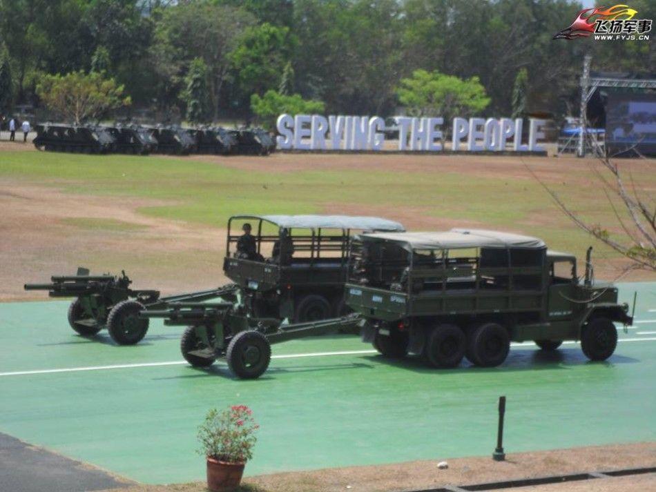 フィリピン粗末な装備その2