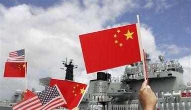 ハワイ、中国艦船その3
