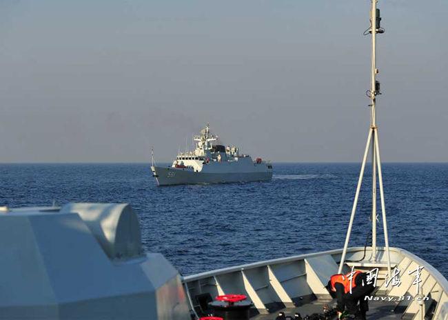 軽フリゲート北海艦隊その3