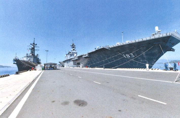 いずも ベトナム・カムラン国際港2019.6