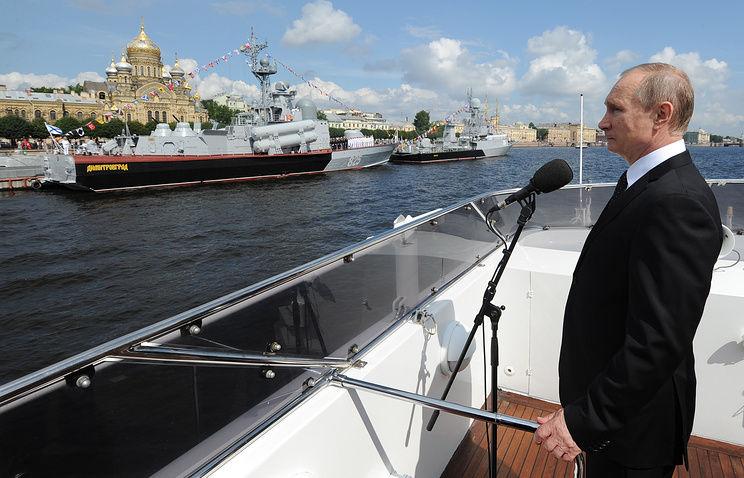 プーチン大統領2016