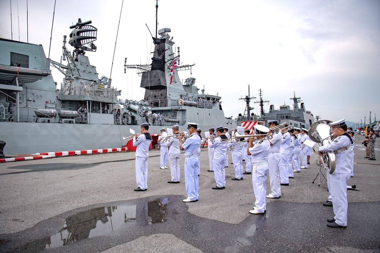 タイ観艦式その2