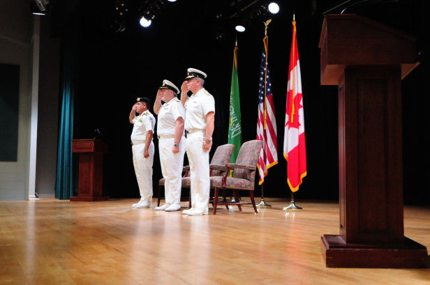 カナダCTF150艦隊司令官に2018.12