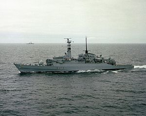アロー イギリス海軍21型