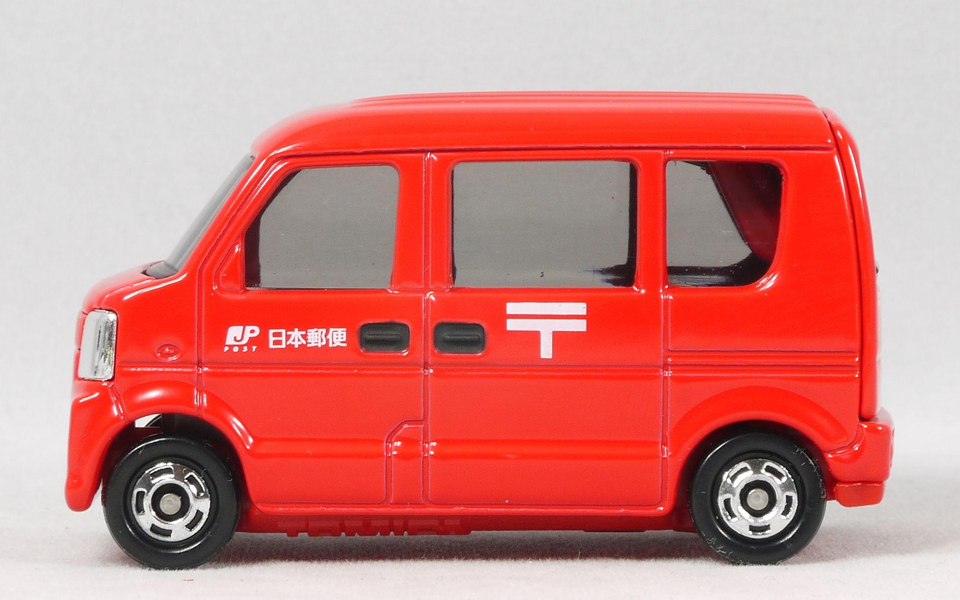 2009/6 トミカ No.068 郵便車 : ...